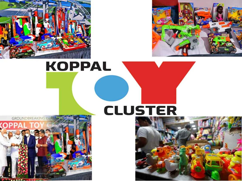 Koppal Toy Cluster custom rubber products seeks to expand footprint in toys...