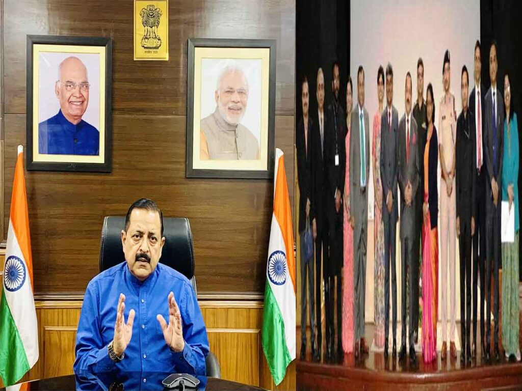 Minister Dr Jitendra Singh says, the curriculum for IAS/Civil Services must suit India's