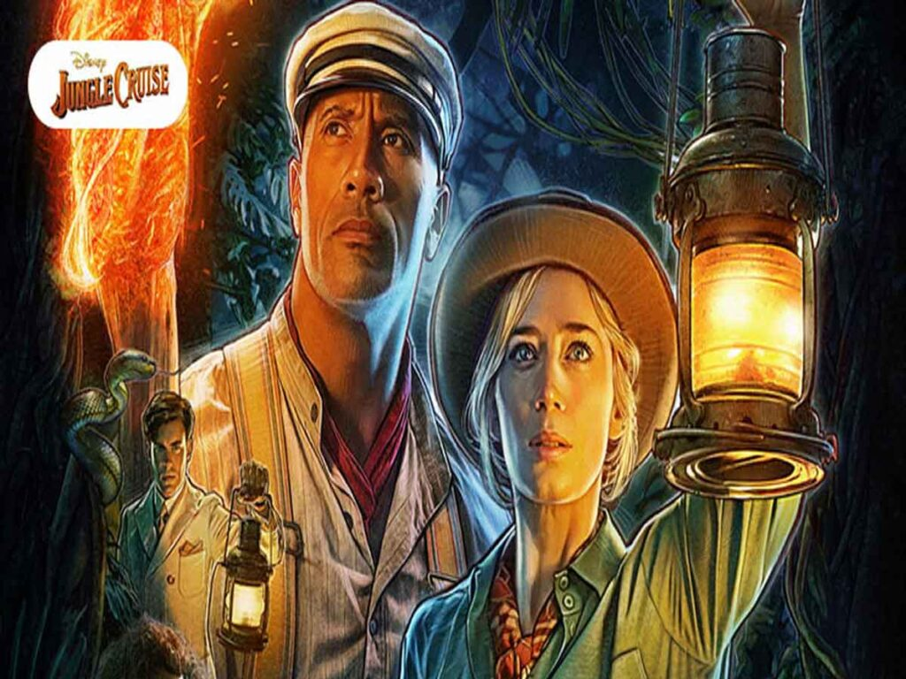 GET READY FOR AN ADVENTURE OF A LIFETIME-DISNEY'S JUNGLE CRUISE TO RELEASE IN INDIAN CINEMAS ON 24TH SEPTEMBER 2021..!