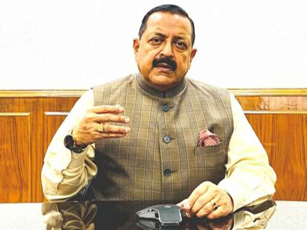 Union Minister Dr Jitendra Singh says, Era of working in Silos is over