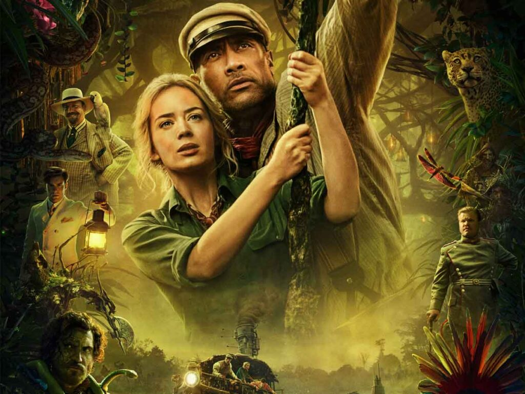From the upcoming Jungle Cruise to Mortal Kombat, here are 5 adventurous movies which will give you that much-needed pump..