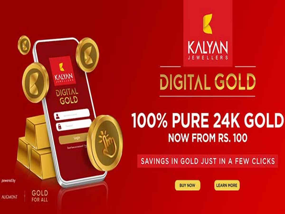 Kalyan Jewellers launches Digital Gold..