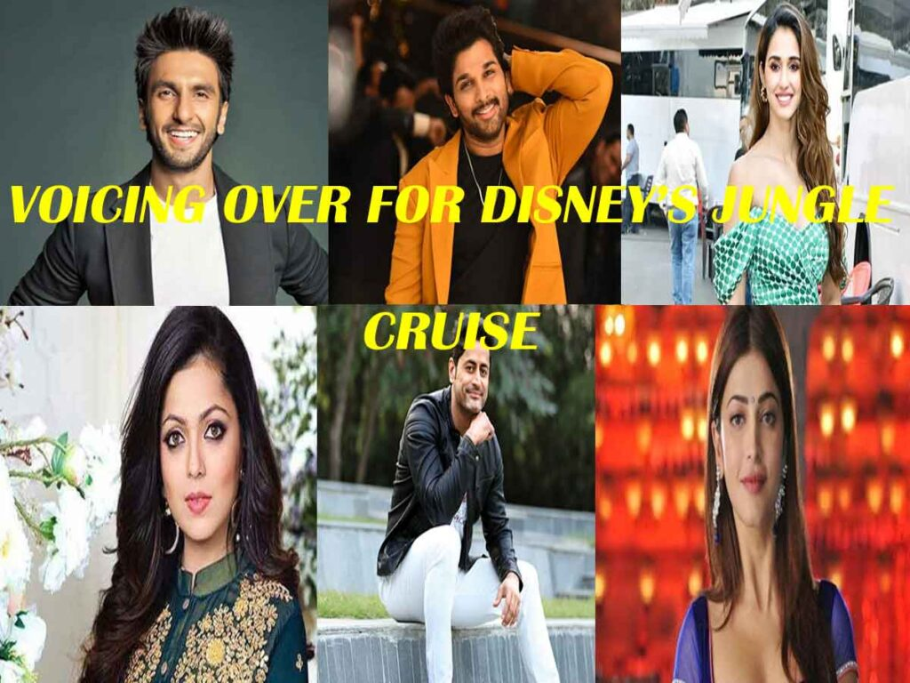 FROM ALLU ARJUN TO DISHA PATANI, HERE'S WHO WE THINK SHOULD BE VOICING OVER FOR DISNEY'S JUNGLE CRUISE