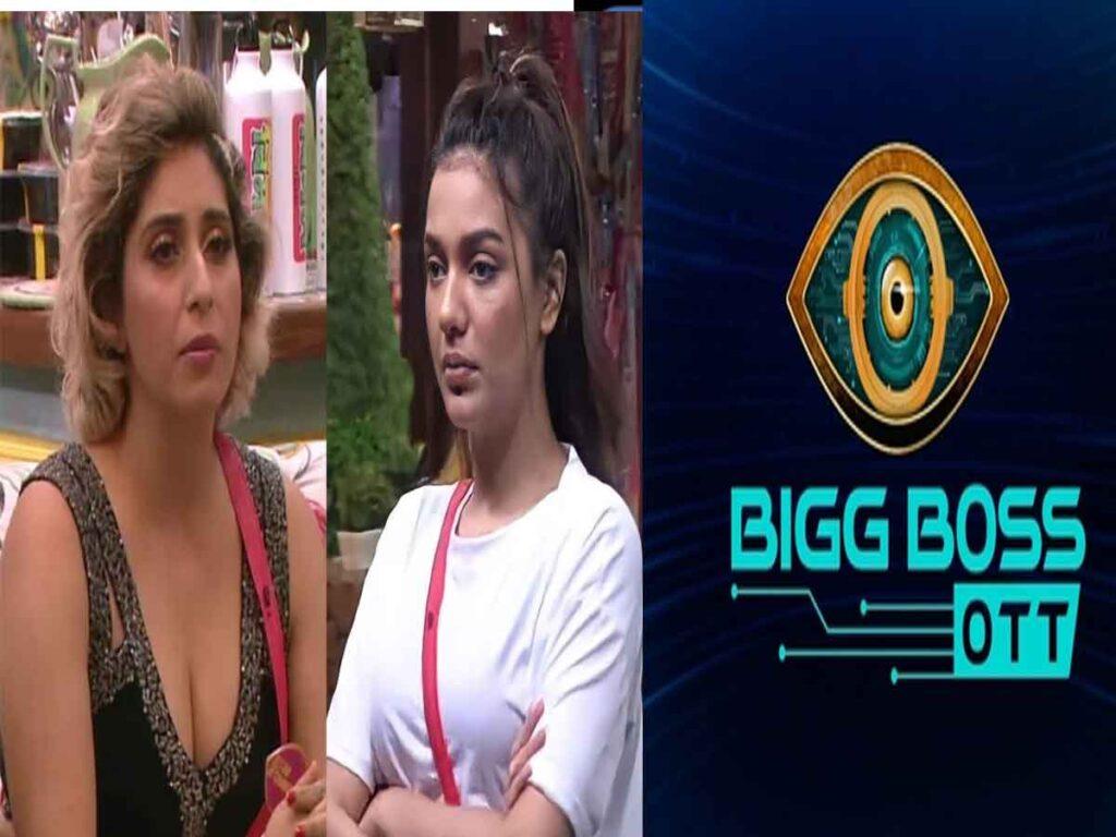 Bigg Boss OTT: Divya Agarwal calls Neha Bhasin disgusting!!