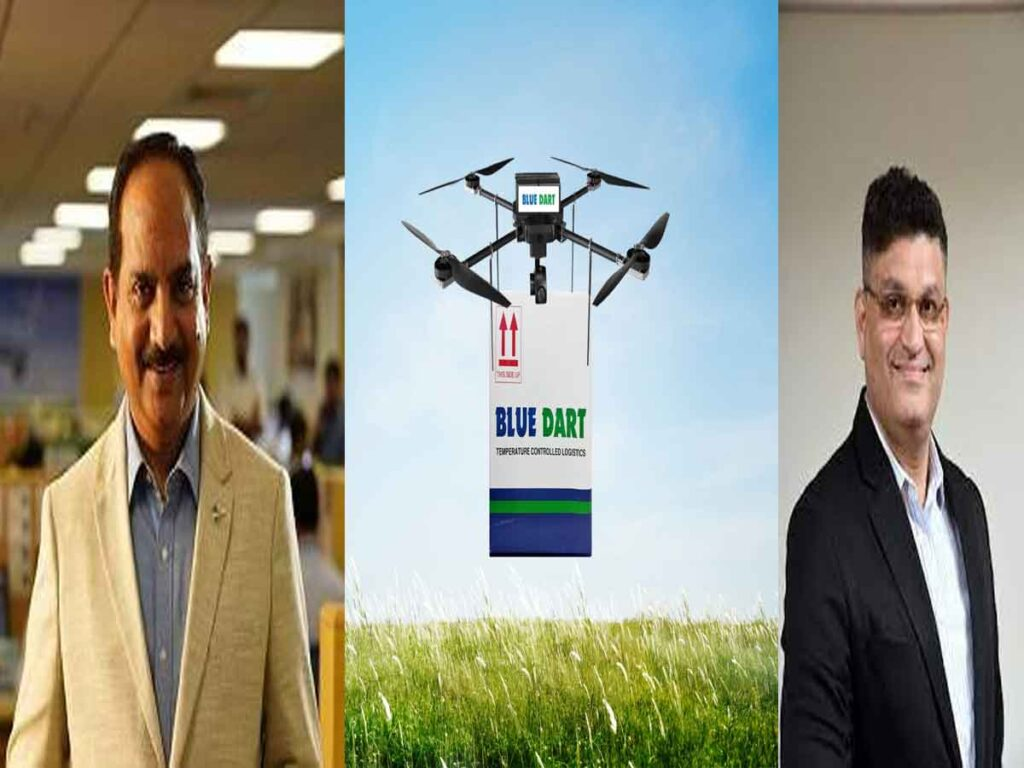 Blue Dart Med-Express Consortium successfully commences its ambitious VLOS and BVLOS drone trials to support delivery of medical and emergency supplies in India