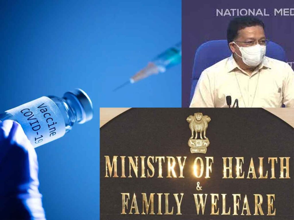 Centre reviews COVID-19 Vaccination with 11 North Eastern and Hill States/UTs