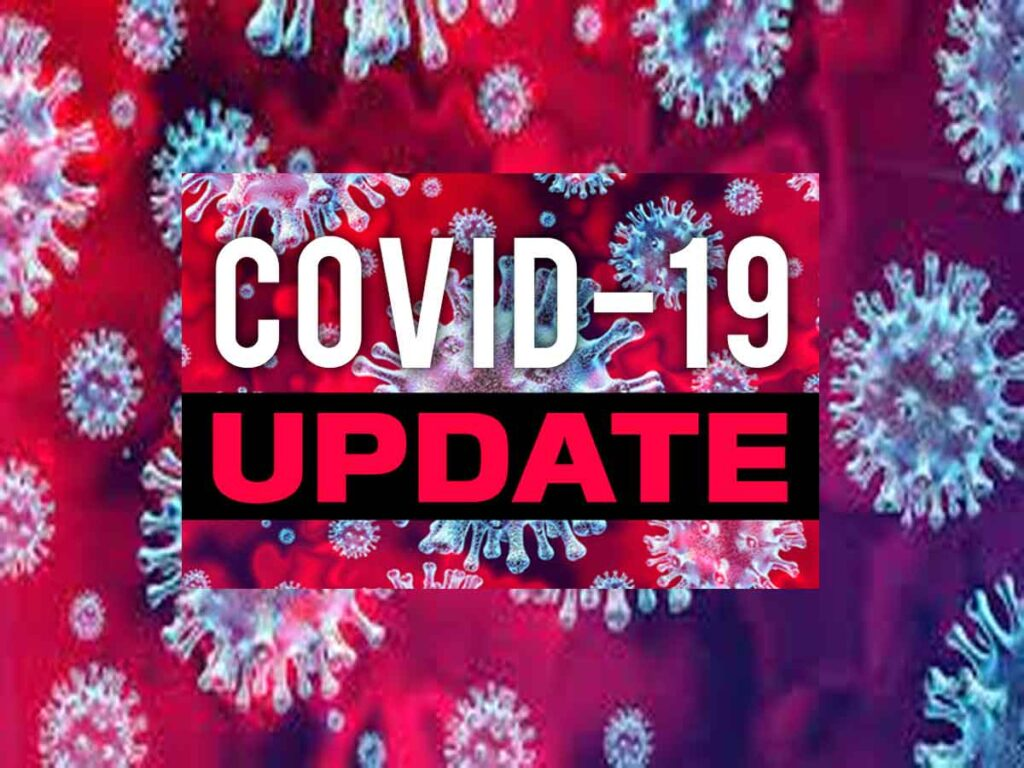 COVID-19 UPDATE..