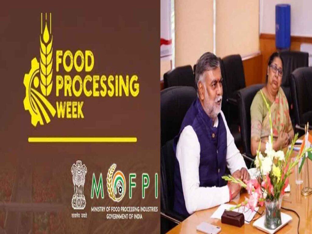 Food Processing Week organized