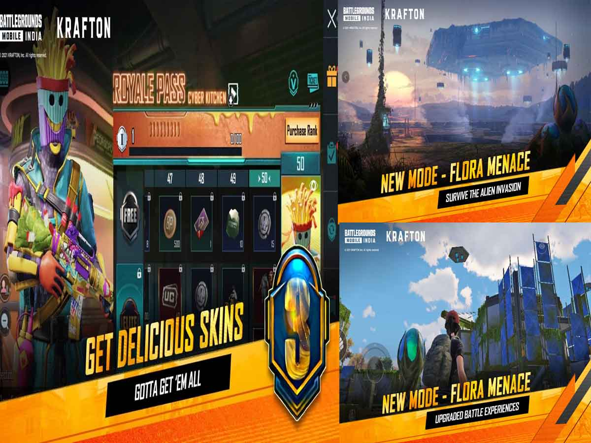 KRAFTON rolls out September version update to BATTLEGROUNDS MOBILE INDIA