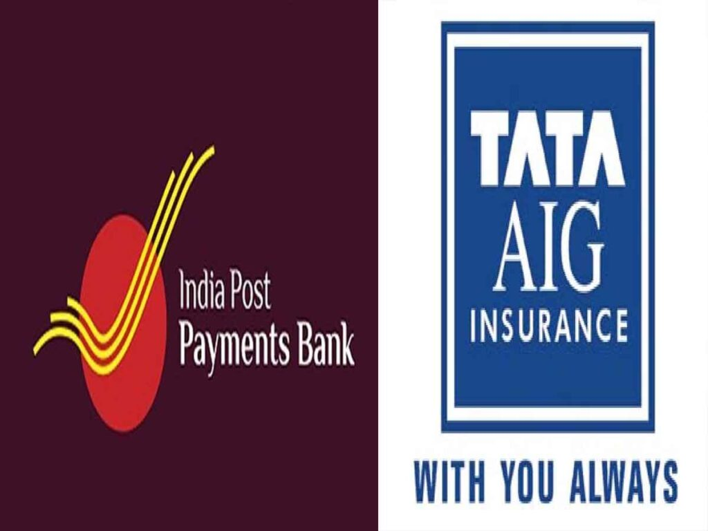 India Post Payments Bank in Strategic Alliance with Tata AIG General Insurance for Non-Life Insurance Products