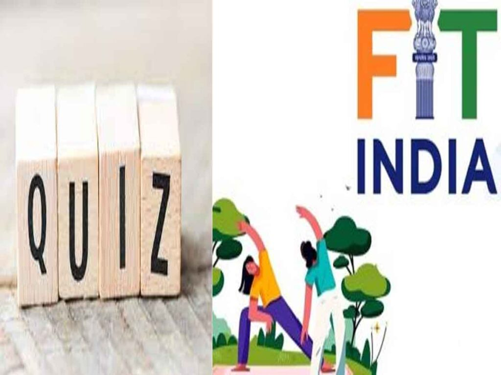 Sports Ministry announces free registration for 2 lakh school students for Fit India Quiz..