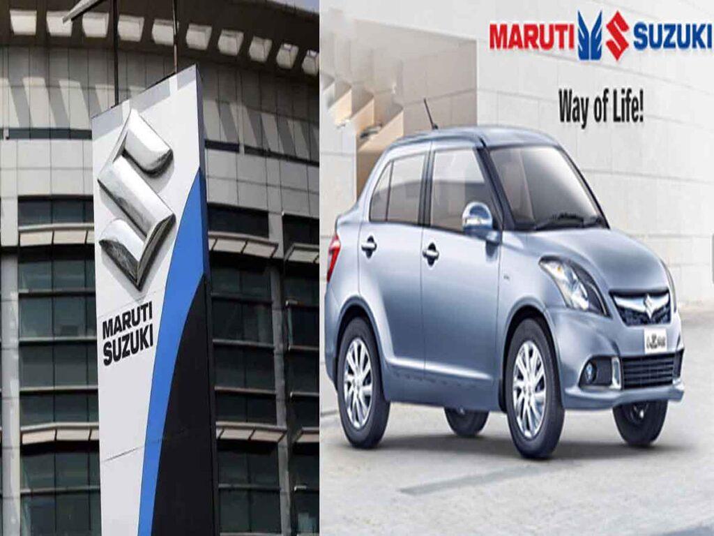 Maruti Suzuki sales in August 2021