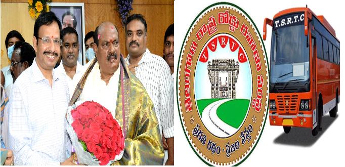 ALL EFFORTS BY ME TO GET TSRTC RETAIN ITS PAST GLORY-Sri BAJIREDDY GOVARDHAN,Chairman, TSRTC