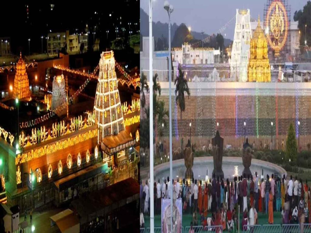 DON'T PLAY WITH DEVOTEES SENTIMENTS- TTD KALYANA MANDAPAMS LEASING IS NOT A NEW OPERATION