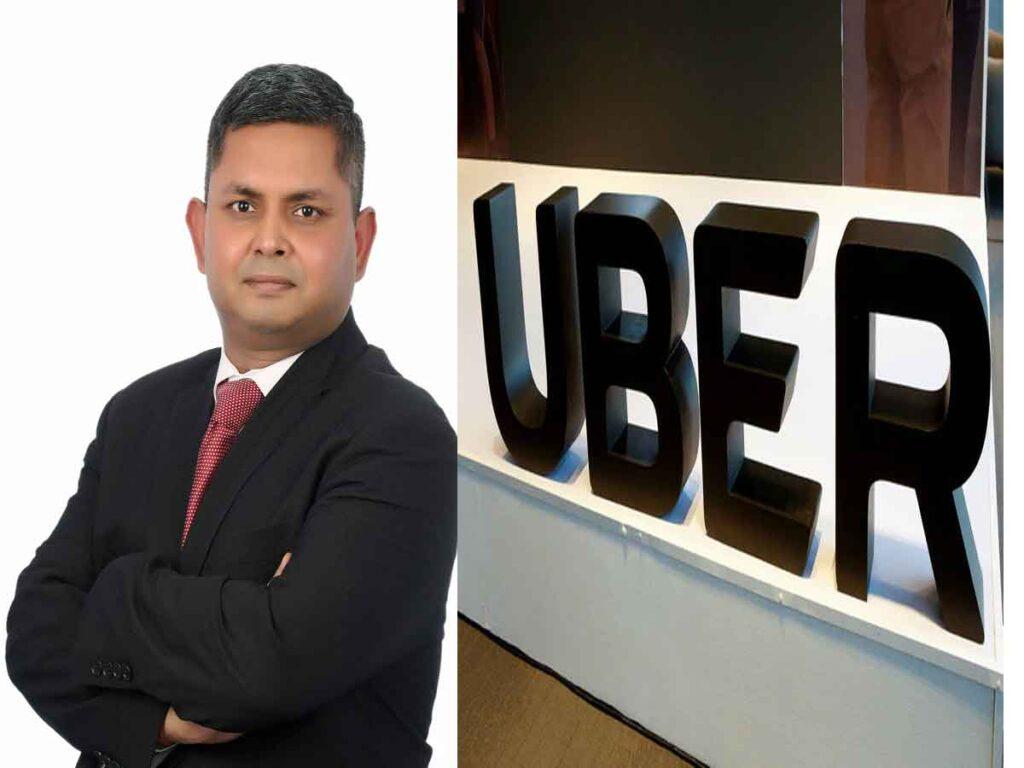 Uber Names Abhilekh Kumar as the Director of Business Development for India,Sri Lanka and Bangladesh