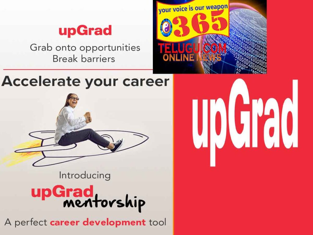 upGrad launches a new service offering, 'upGrad Mentorship' to offer personalised career solutions..